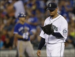 Blue Jays rough up King Felix in 7-2 win