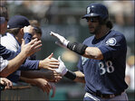 M's rally again against A's to take 5-3 victory