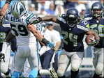 Wilson, defense lift Seahawks over Carolina 12-7