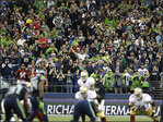 Seahawks' '12th Man' sets world record for loudest stadium ever