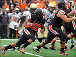 Mannion, Beavers deny Buffs with 44-17 win at Reser