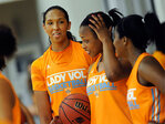 Springfield grad Mercedes Russell debuts November 8 for Lady Vols