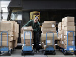 UPS expects double-digit surge in December shipments