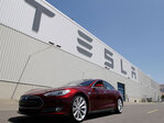 Tesla denies reports about gigafactory construction delay