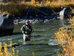 Central Oregon's bounty of winter fishing