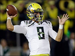 Source: Mariota played Stanford with partial sprain of MCL