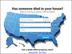 Has anyone died in your house? There's a website for that