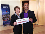 Portland will host international indoor track and field championship
