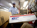 U.S. Postal Service reports $586 million net loss for spring