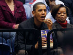 Obamas to attend Oregon State basketball game Sunday