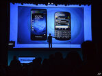 BlackBerry shakeup continues as execs depart