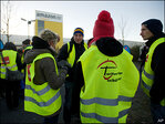 Amazon workers on strike in Germany