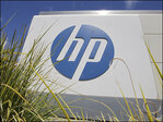 Hewlett-Packard shares climb after 4th quarter results