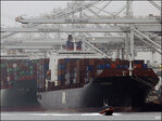 U.S. trade deficit drops to $44.4 billion in May