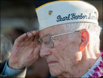 Pearl Harbor ceremony marks bombing anniversary