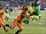Boise State to play Oregon State in the Hawaii Bowl