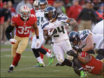 Seahawks lose 19-17 at San Francisco