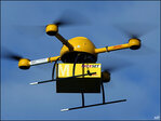 Amazon, move over: German delivery firm already testing drones