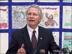 Kitzhaber announces he'll run for historic fourth term
