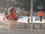 Water main break latest issue as EWEB works around the clock