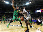 Buffs hand 10th-ranked Oregon first season loss, 100-91