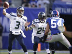 Seahawks don't change approach heading into playoffs
