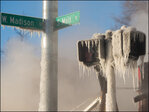 Photos: Incredible icy scenes from this week's 'polar vortex'