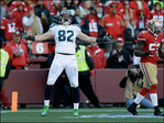 Seahawks to face San Francisco in NFC Championship game