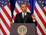 Obama vowing to flex presidential powers in speech