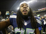 Mike Ferreri: The real Sherman and the angry caricature