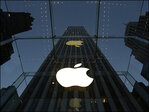 Apple posts biggest earnings gain in nearly 2 years