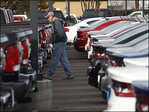 GM, Ford, Toyota Feb. sales fall, weather blamed
