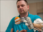 'Just amazing': Artificial hand that feels what you touch
