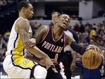 Hill scores 37, leads Pacers to win over Blazers
