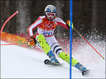 Olympic Roundup: Hoefl-Riesch wins 2nd gold in super-combined