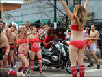 Photos: Cupid's Undie Run Boise