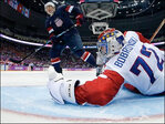 Everett's T.J. Oshie scores winning goal, leads US past Russia