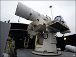 U.S. Navy ready to deploy laser weapon for 1st time