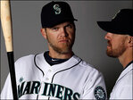 Photo day at Mariners spring training