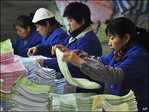 China's manufacturing slows to seven-month low