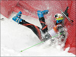 Photos: More Winter Olympics wipeouts