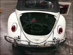 Former owner of '65 Beetle never stopped grieving