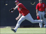 Trout, Angels agree to record $1 million pre-arbitration contract