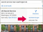 Man used Google flaw to eavesdrop on calls to Secret Service