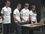 Aye, robot: Pleasant Hill team heads to state competition