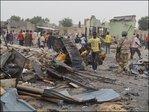 90 killed in 2 attacks in northern Nigeria