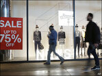 Energy costs boosted U.S. consumer spending in January