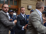 Pistorius trial: Witness heard screams then shots