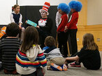 Library celebrates birthday of Dr. Seuss