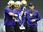 Bumpy road expected in Petersen's 2nd year at Washington